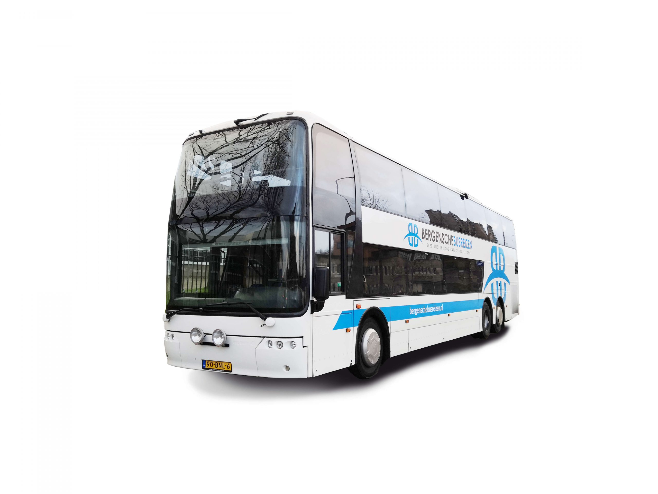Touringcar bus VDL Bova Synergy